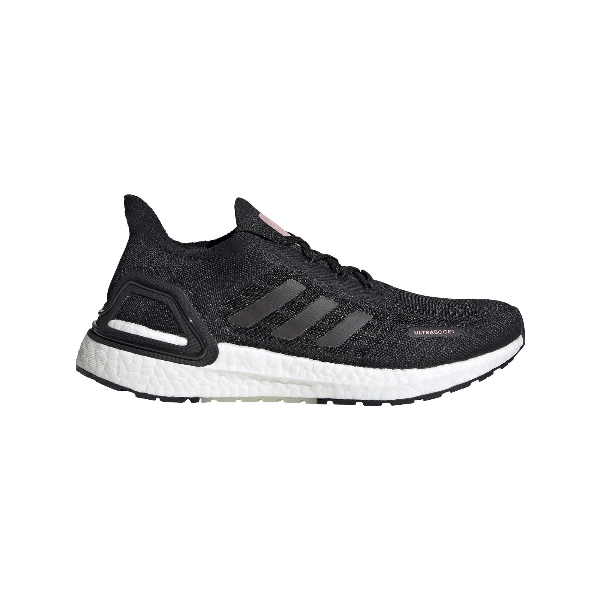 Adidas Womens Ultraboost Summer RDY - core black/core black/light flash red