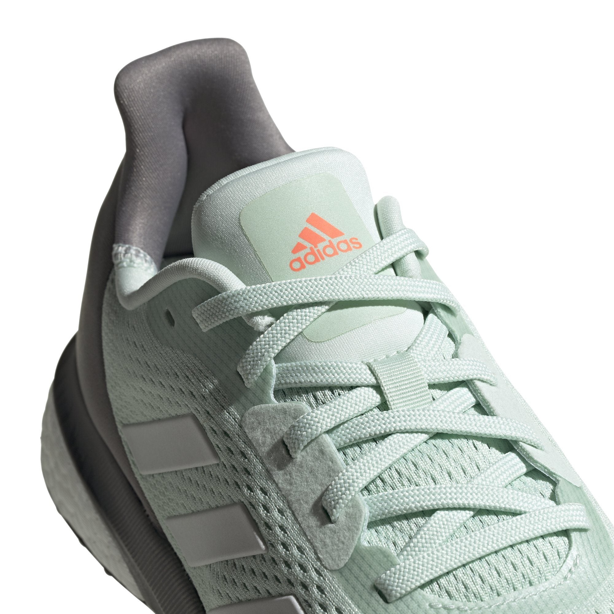 Adidas Womens Astrarun Shoes - Dash Green/White/Dove Grey SP-Footwear-Womens Adidas