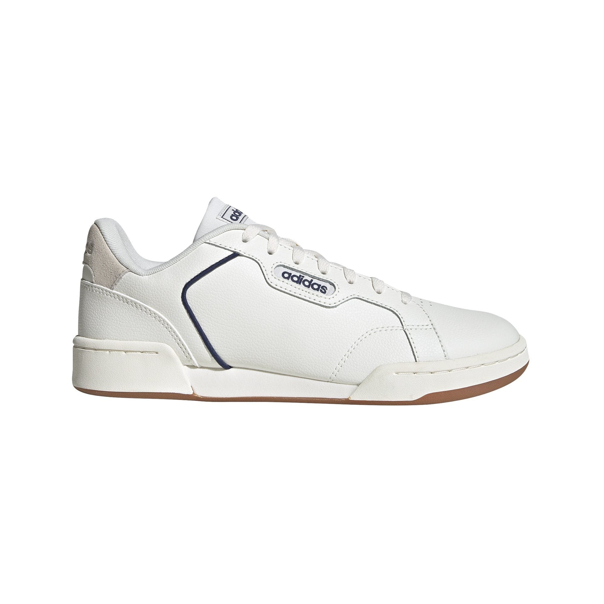 Adidas Mens Roguera Shoes - Cloud White/Cloud White/Tech Indigo SP-Footwear-Mens Adidas