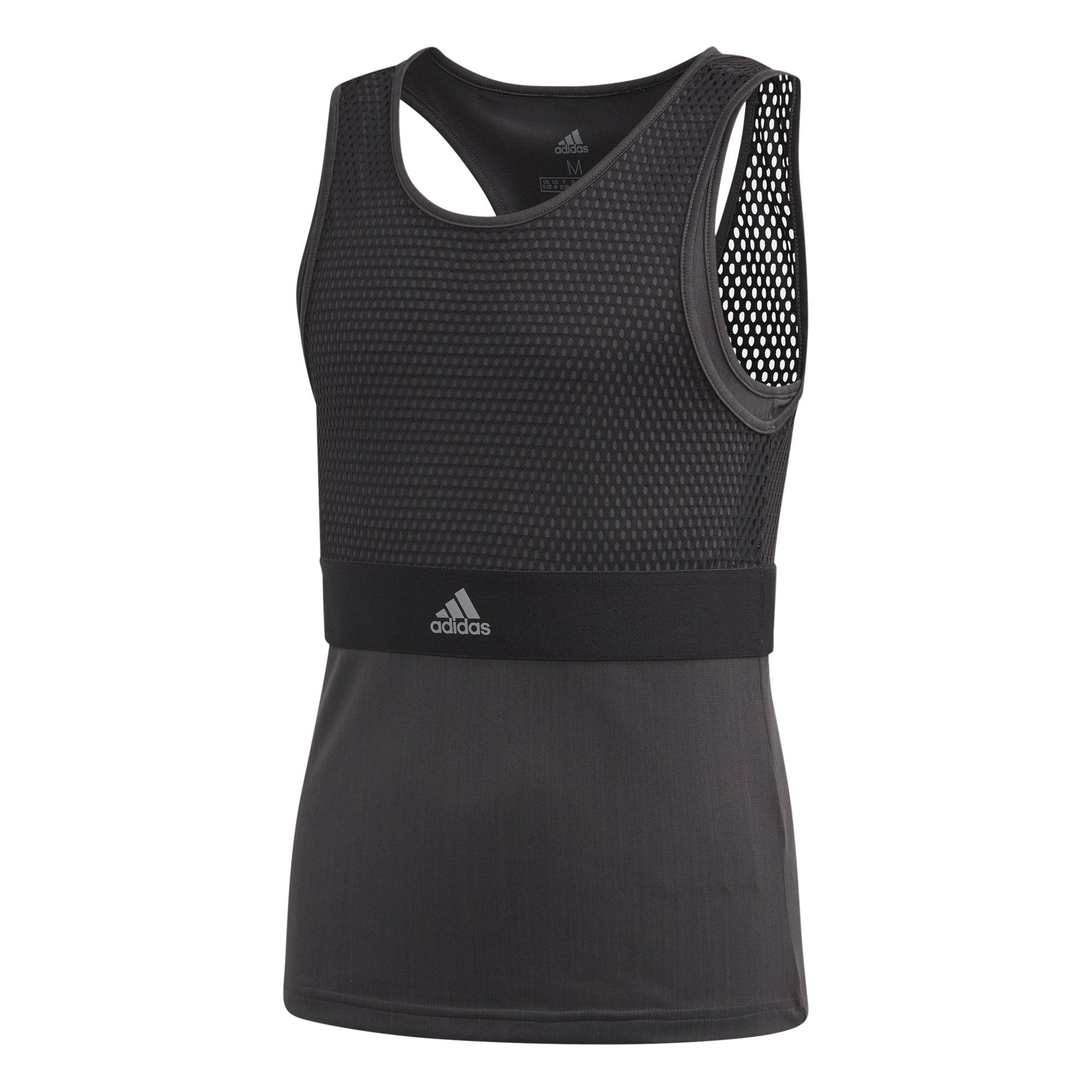 Adidas Girls New York Tank Top - black SP-APPARELTANK-GIRLS Adidas