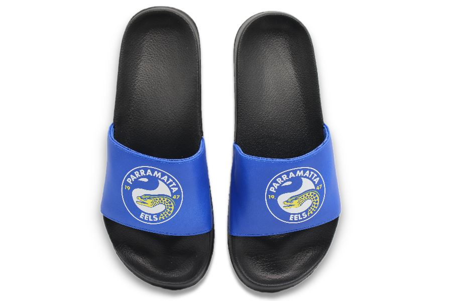 NRL Adults Slides - Parramatta Eels Footwear Team Uggs