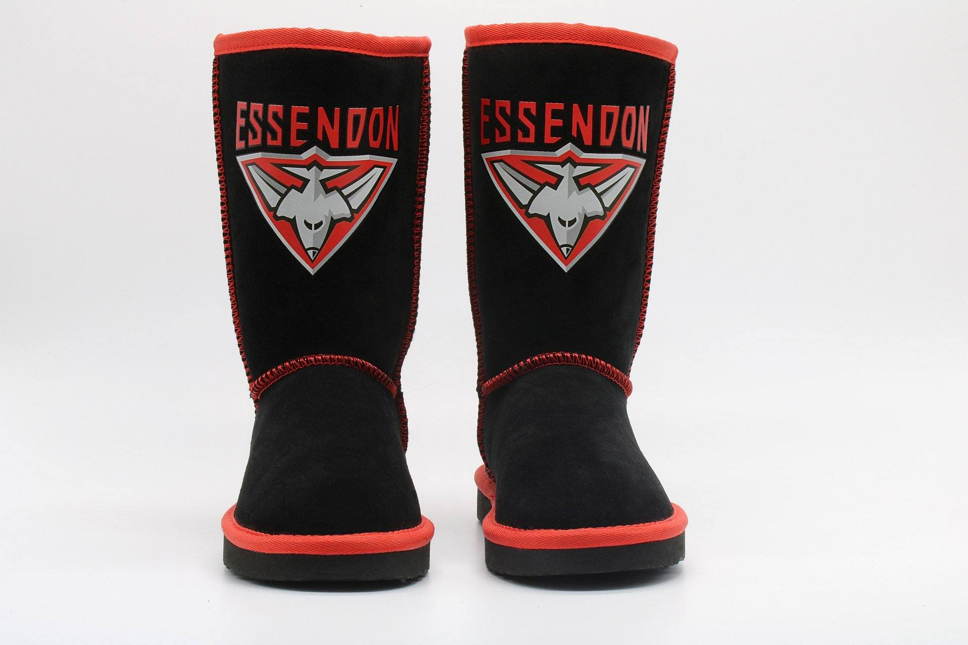 AFL Adult Ugg Boots - Essendon Bombers Footwear Team Uggs