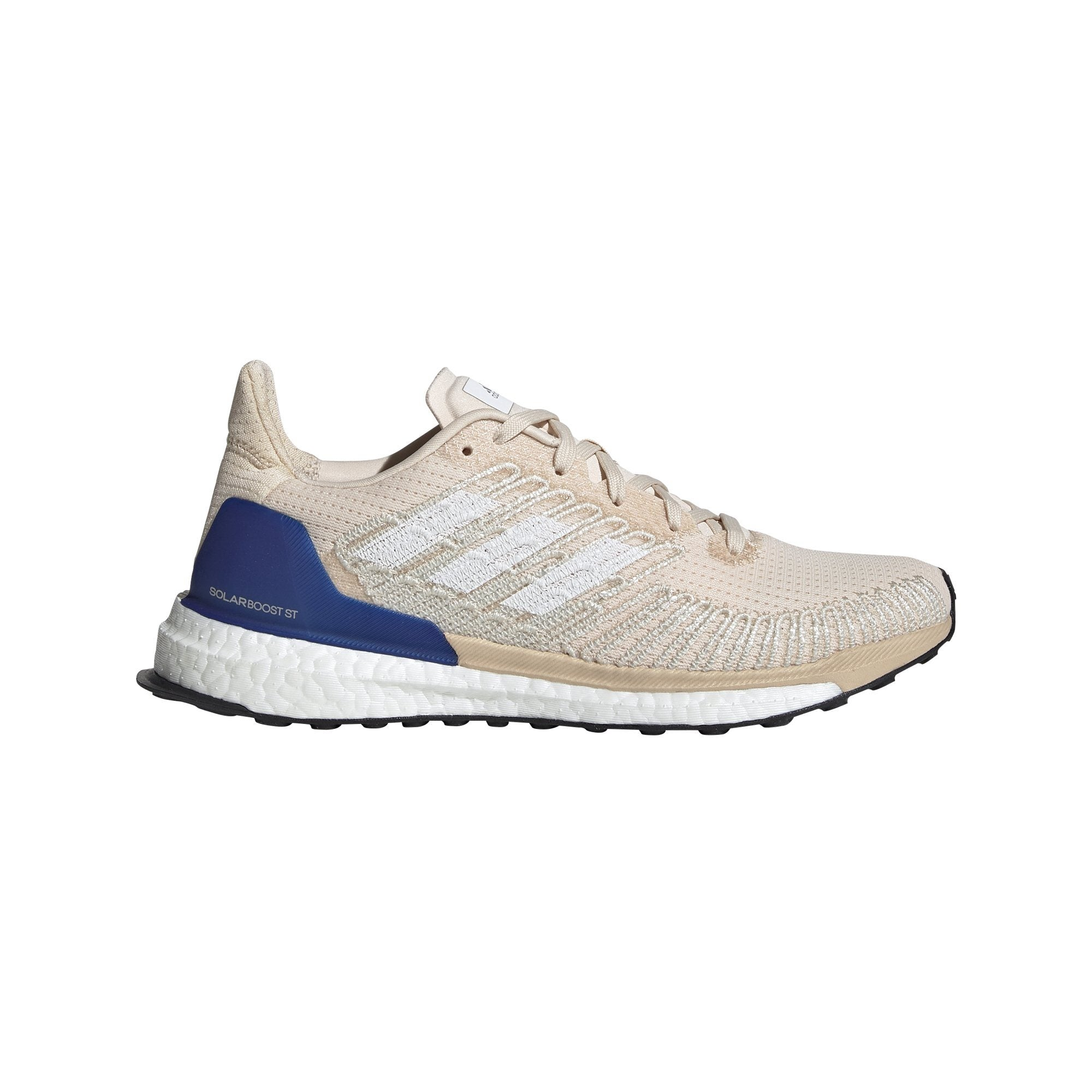 Adidas Womens Solarboost ST 19 Shoes - linen/ftwr white/collegiate royal SP-FOOTWEAR-WOMENS Adidas