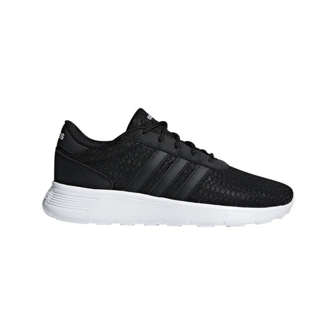 Adidas Womens Lite Racer - Core Black/Core Black/Ftwr White SP-Footwear-Womens Adidas