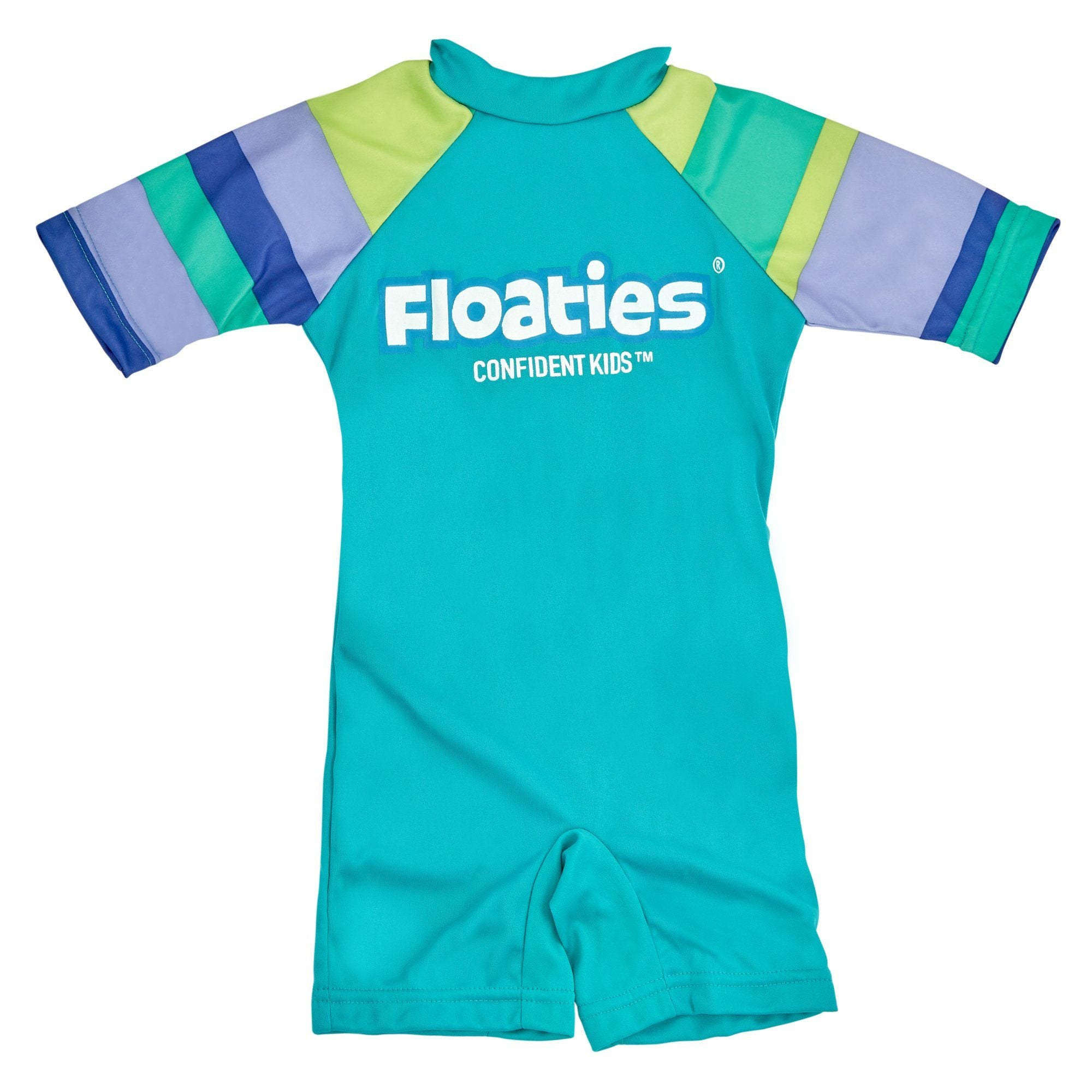 Floaties Swim Suit Neutral Green 2 To 3 Toys Isbister & Co Wholesale
