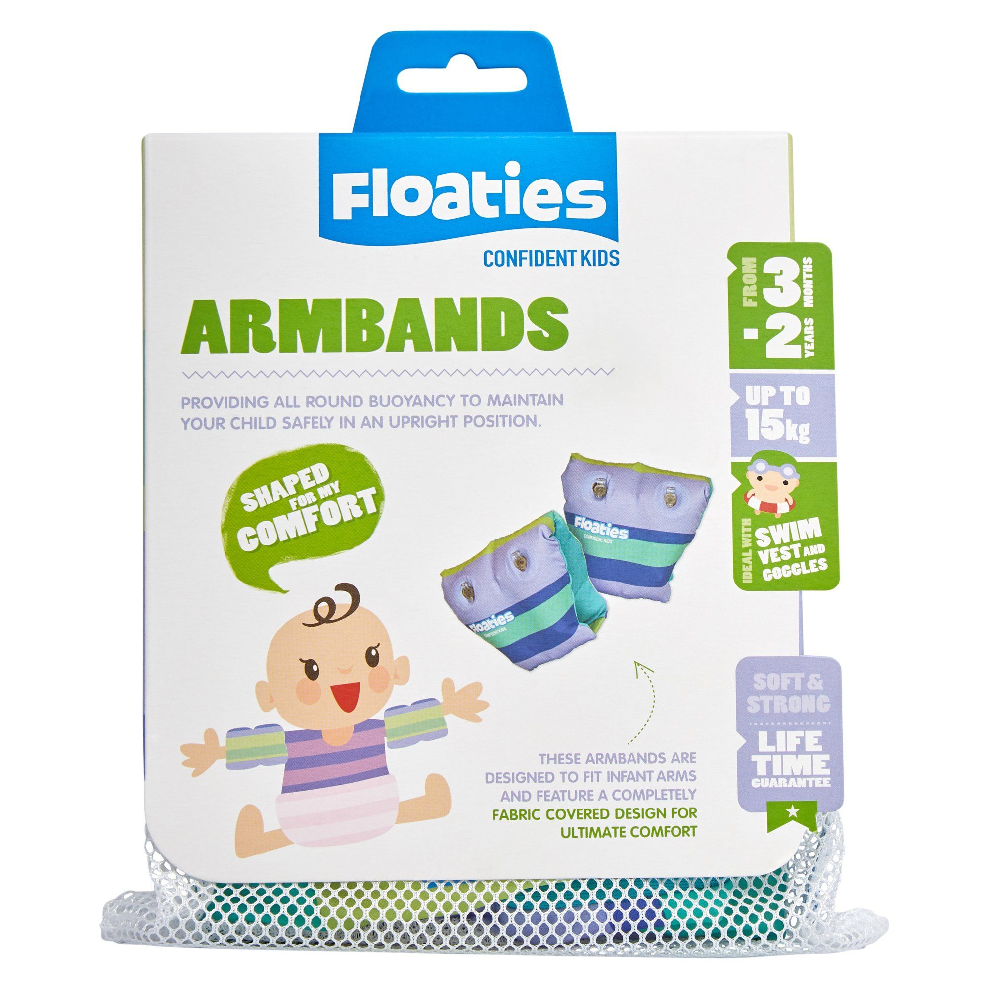 Floaties Armbands Infant Toys Isbister & Co Wholesale