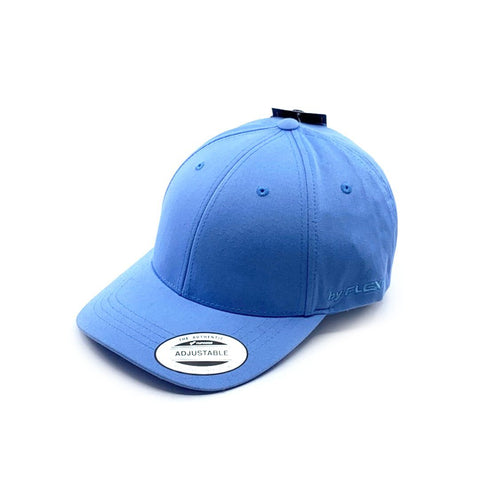 Flexfit Prime Strapback - Regatta Blue SP-Headwear-Caps Flexfit
