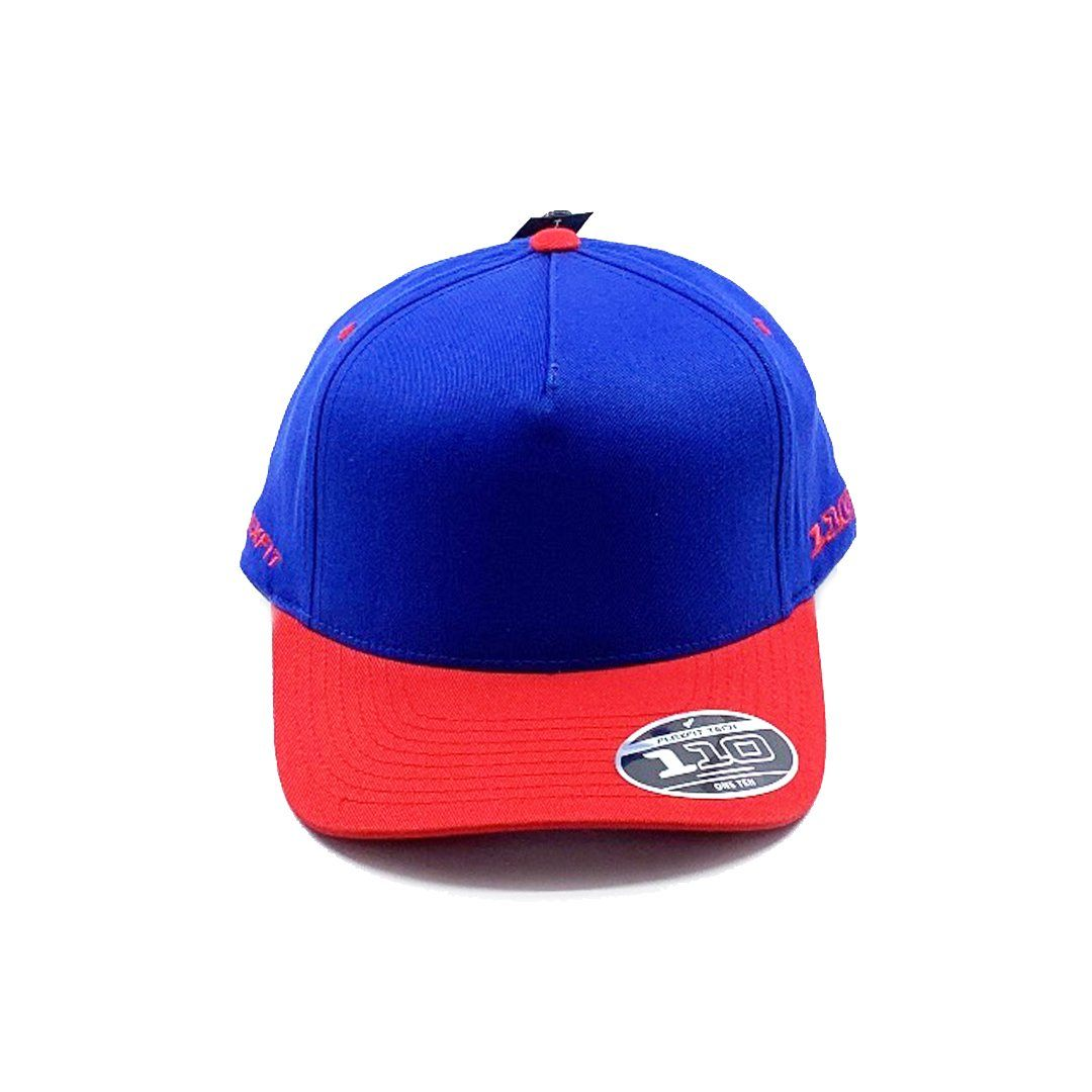 Flexfit Gravity 110 Pinch Snapback - Royal/Red