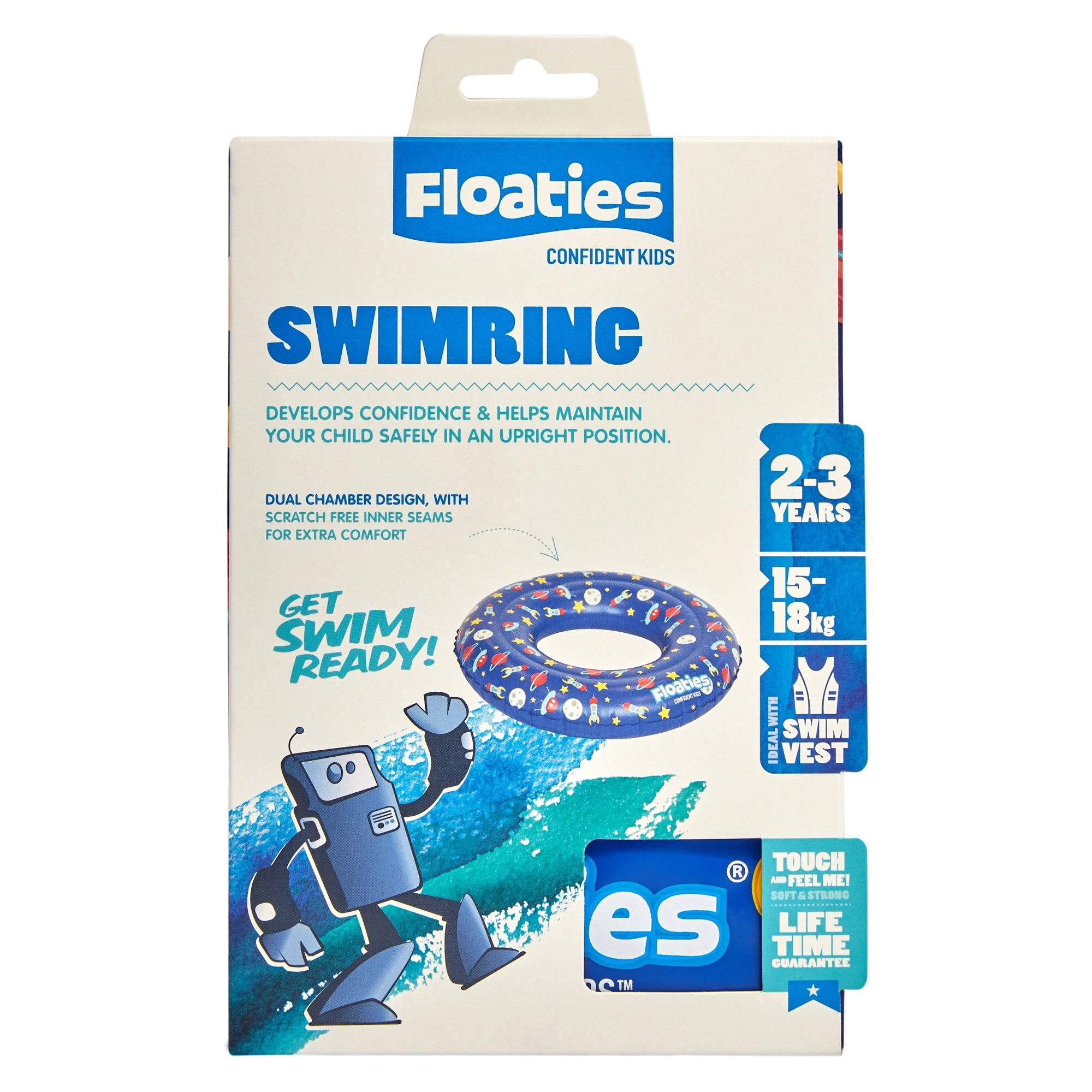 Floaties Swim Ring Smalll Boys Toys Isbister & Co Wholesale