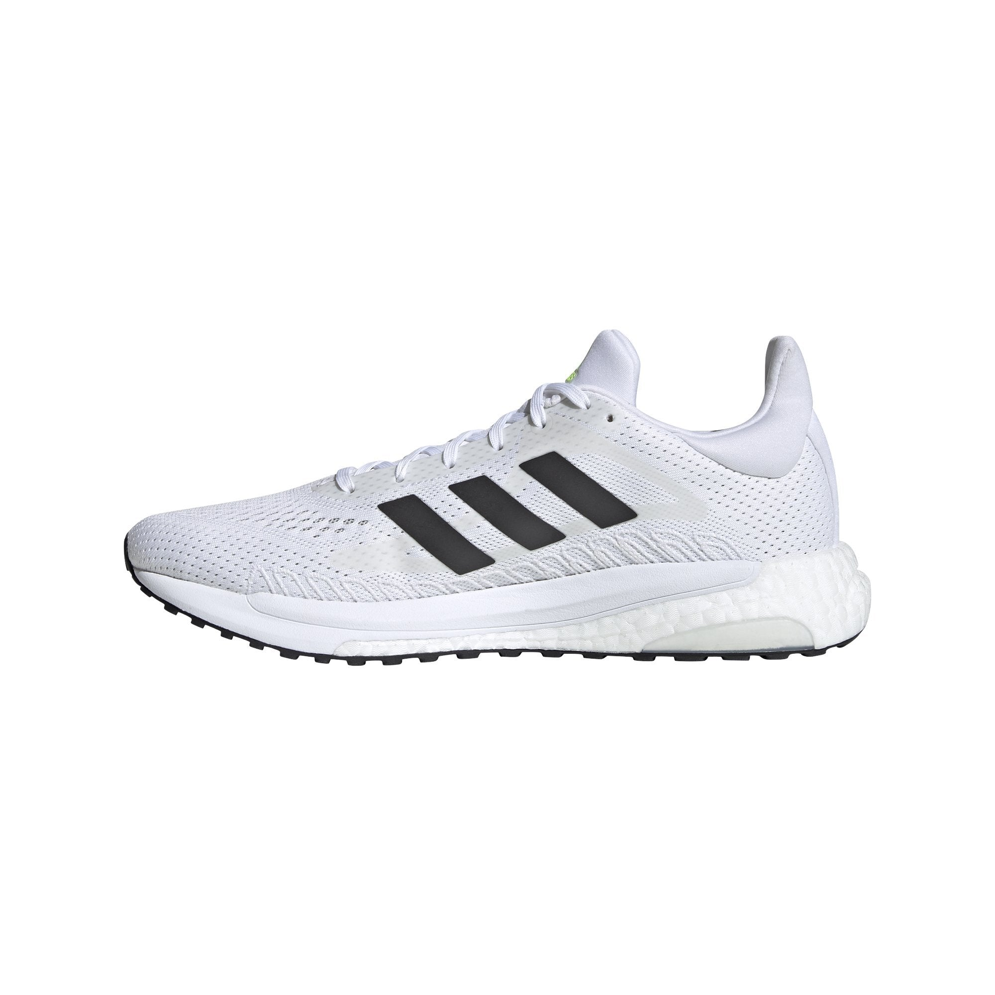 Adidas Men's Solar Glide 3 M - Ftwr White/Core Black/Siggnr SP-Footwear-Mens Adidas