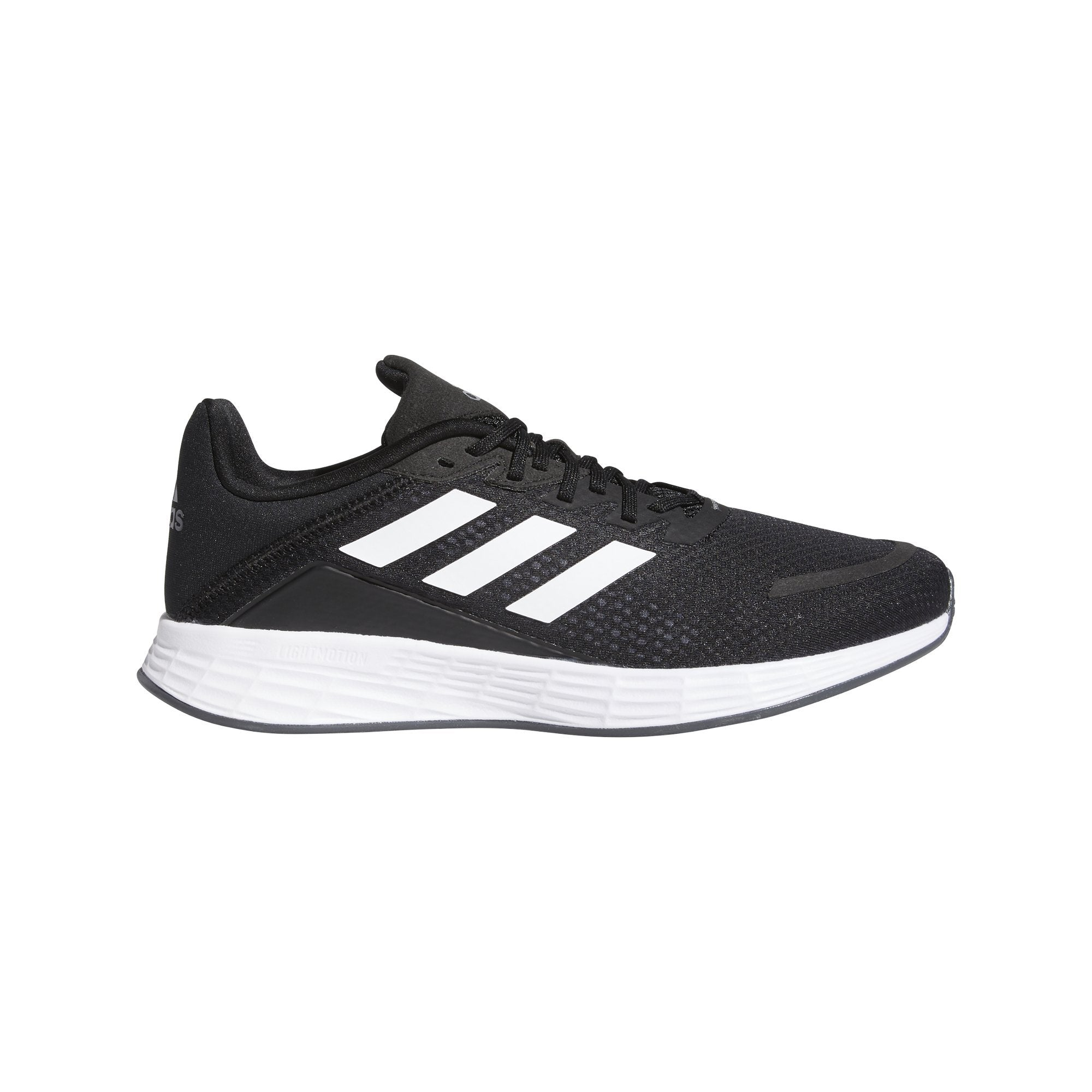 Adidas Mens Duramo SL Shoes - Core Black/Ftwr White/Grey Six SP-Footwear-Mens Adidas