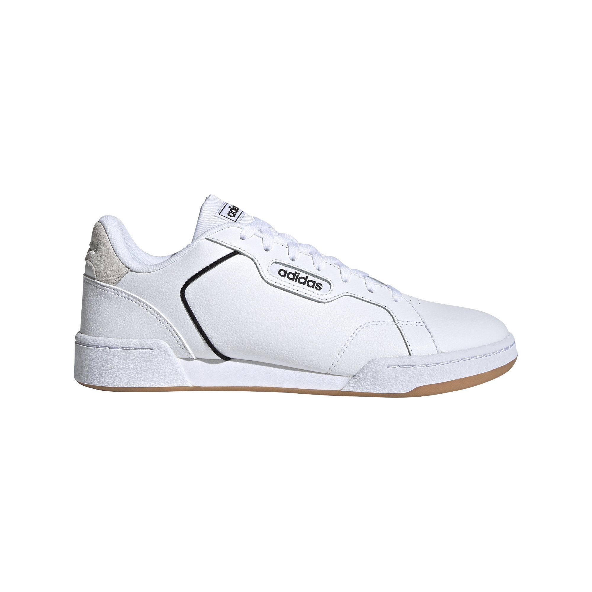 Adidas Mens Roguera - ftwr white/ftwr white/core black SP-Footwear-Mens Adidas