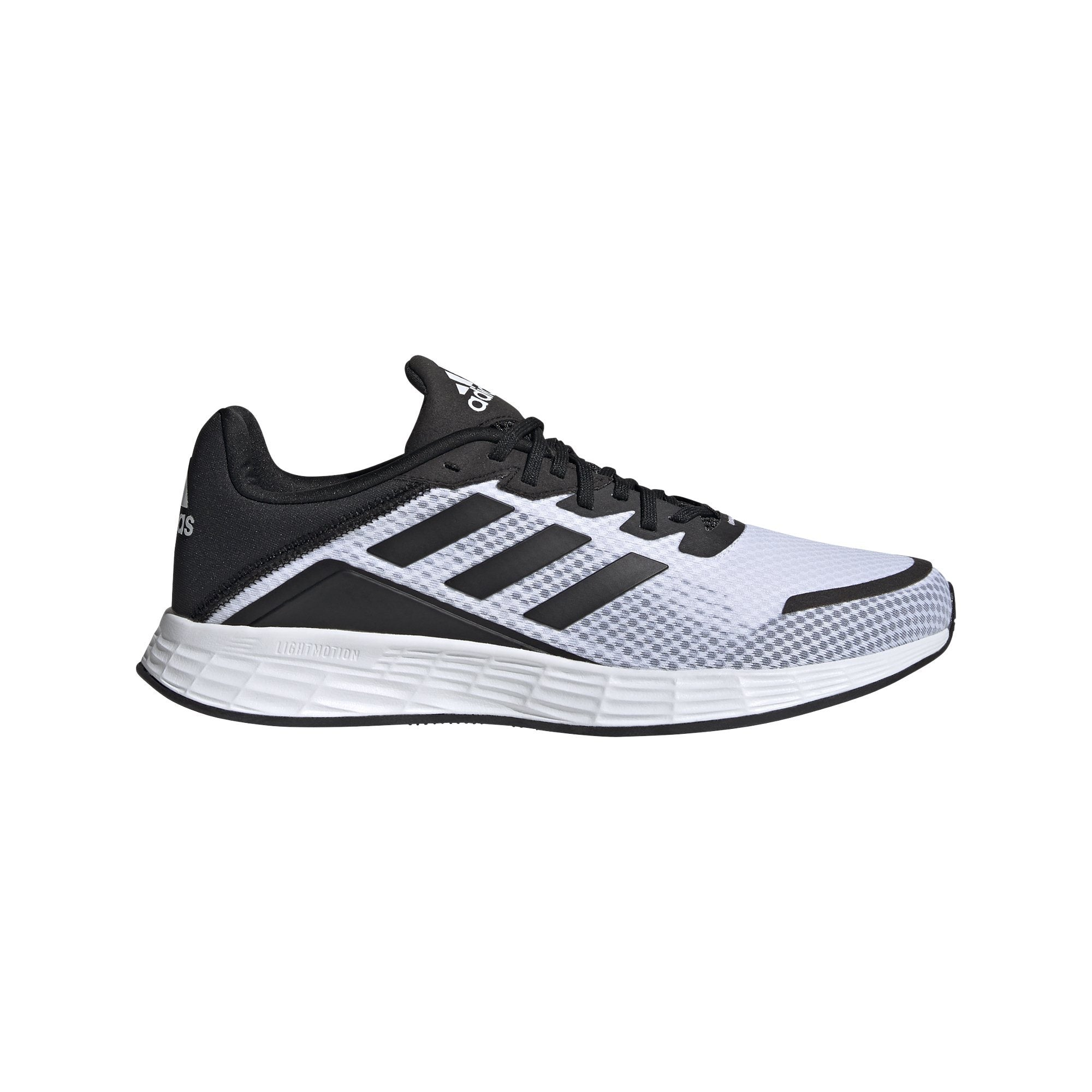 Adidas Mens Duramo SL Shoes - Ftwr White/Core Black/Core Black SP-Footwear-Mens Adidas