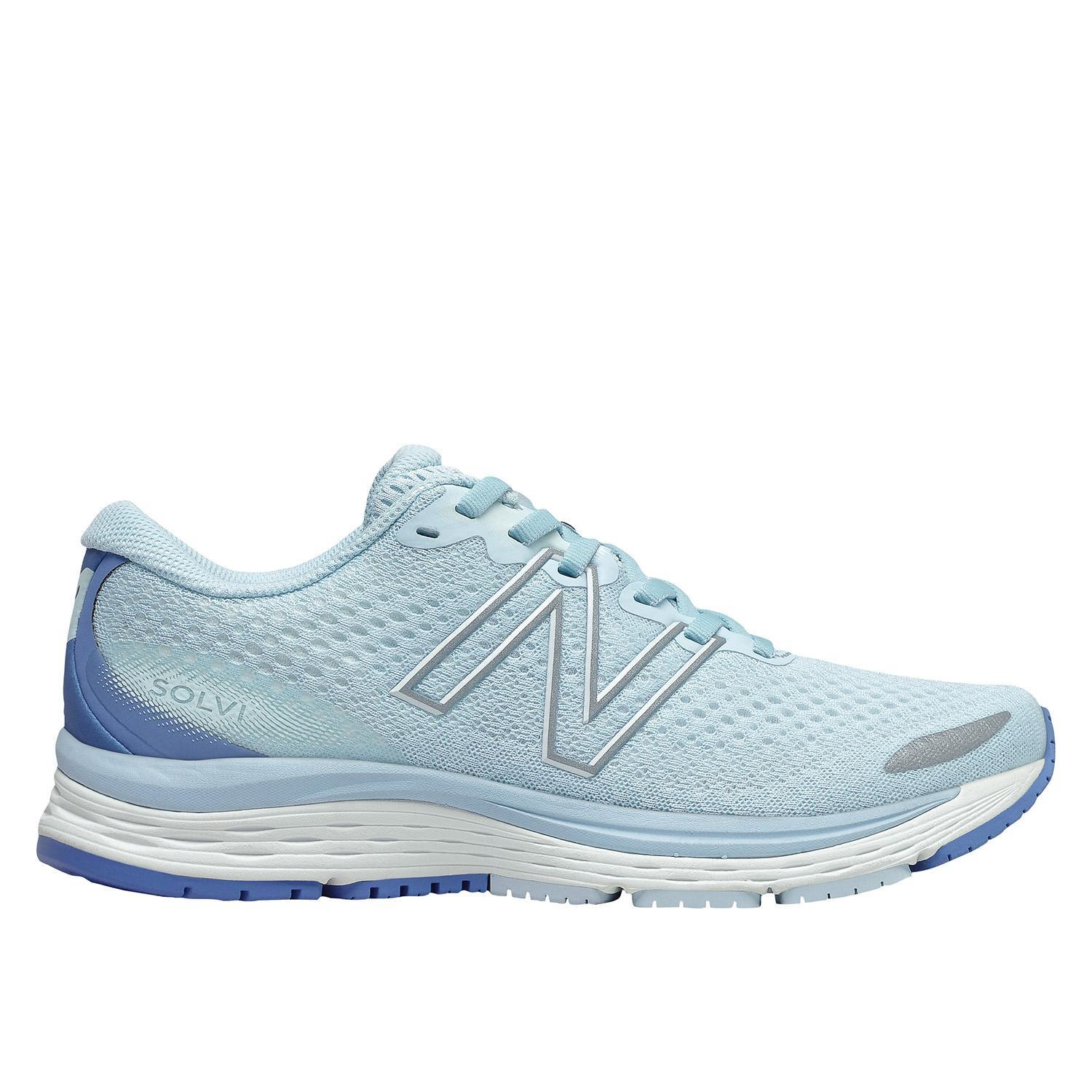 New Balance Women's Solvi v3 - UV Glo/Stellar Blue SP-Footwear-Womens New Balance