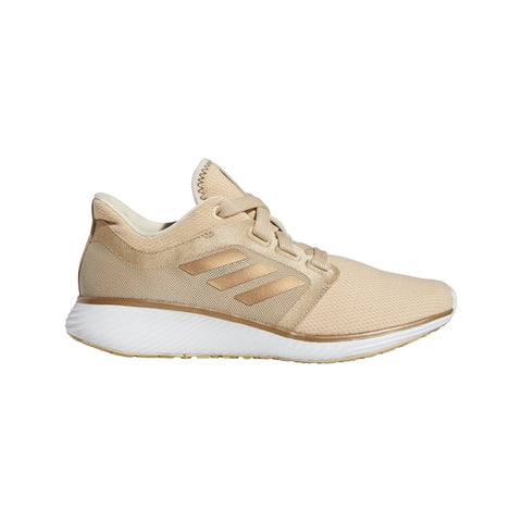 Adidas Womens Edge Lux 3 Shoes - linen/copper met./st pale nude SP-FOOTWEAR-WOMENS Adidas