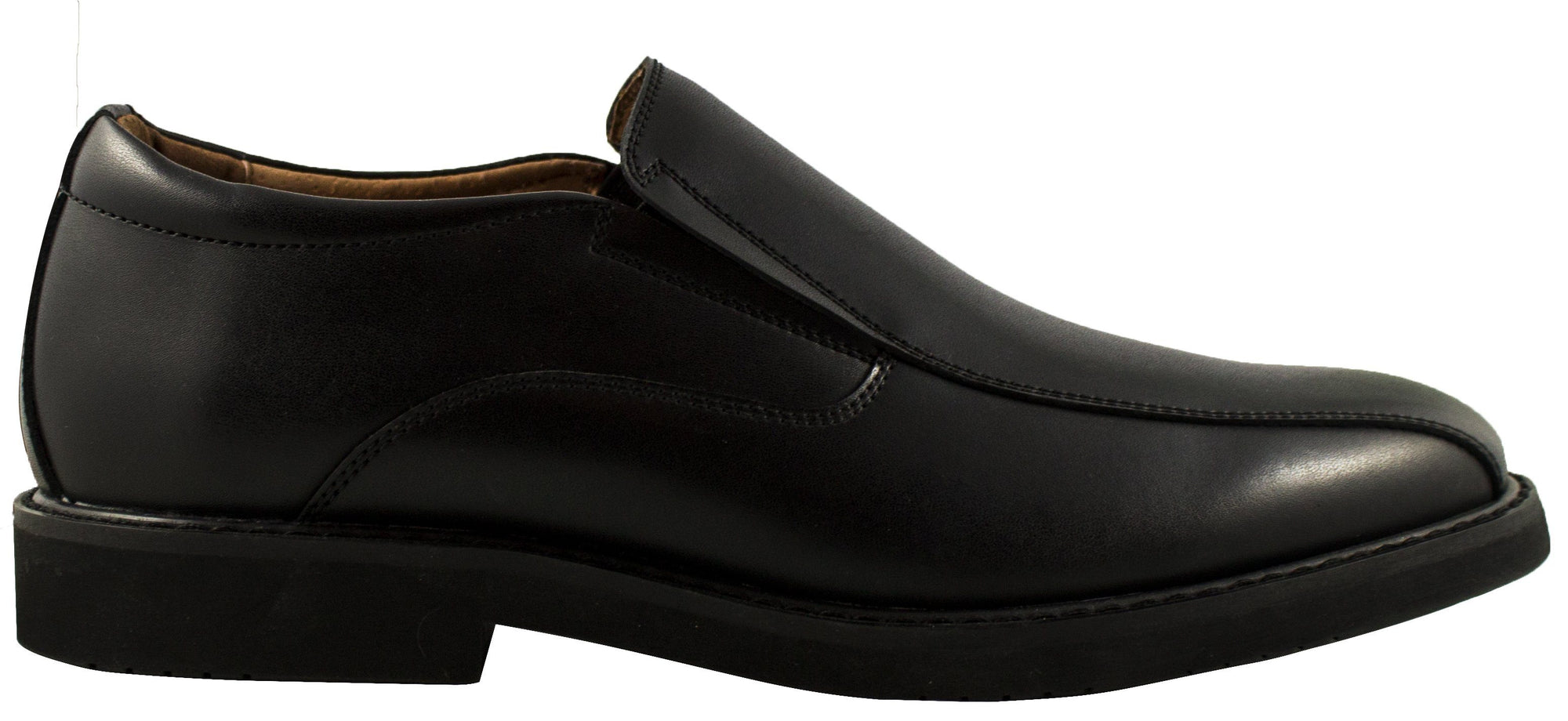 Geoffrey Beene-Brooklyn-Leather Shoe-Black Footwear Geoffrey Beene