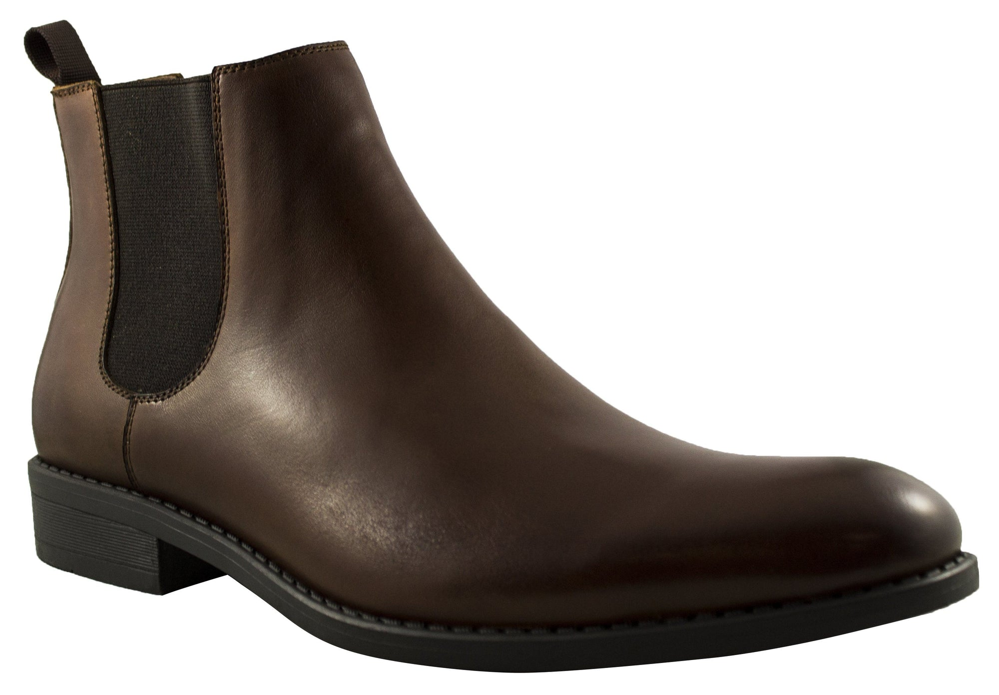 Geoffrey Beene - Harlem Leather Chelsea Boot - Tan Footwear Geoffrey Beene