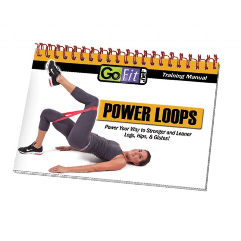 GoFit Power Loops (Set of 3) SP-Equipment-Exercise GoFit