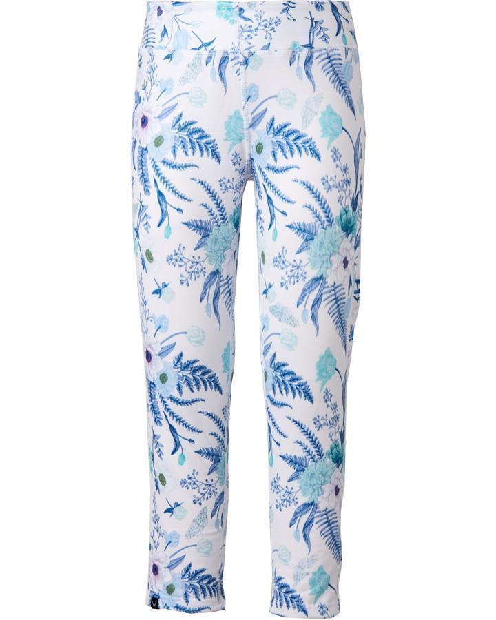 Rojo Girls 7/8 Pant - Ice Floral Layering ROJO