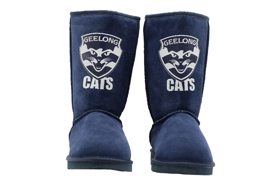 AFL Adult Ugg Boots - Geelong Cats Footwear Team Uggs