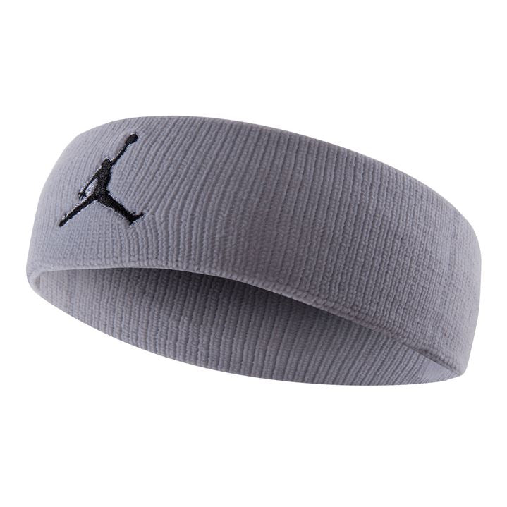 Jordan Jumpman Headband - Wolf Grey SP-Accessories Jordan