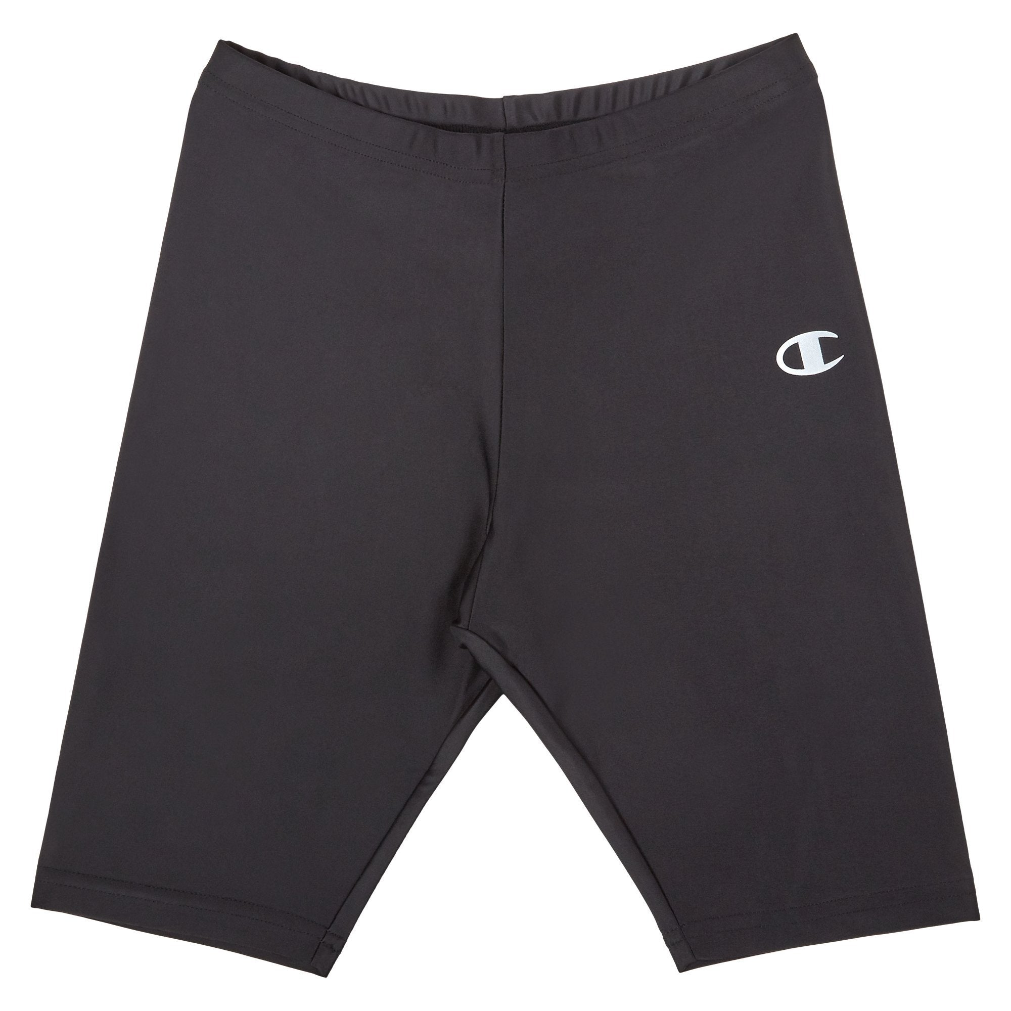 Champion Nylon Bike Shorts - Black Apparel Champion