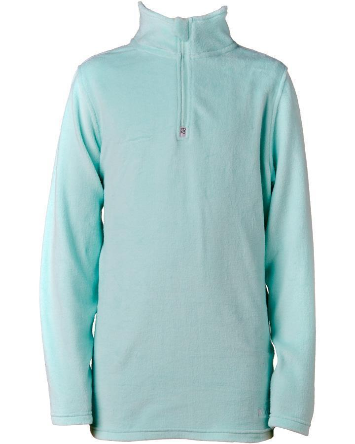 Rojo Kezza Junior Microfleece - Canal Blue Layering ROJO