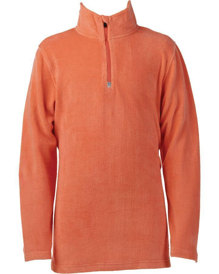 Rojo Kezza Junior Microfleece - Living Coral Layering ROJO