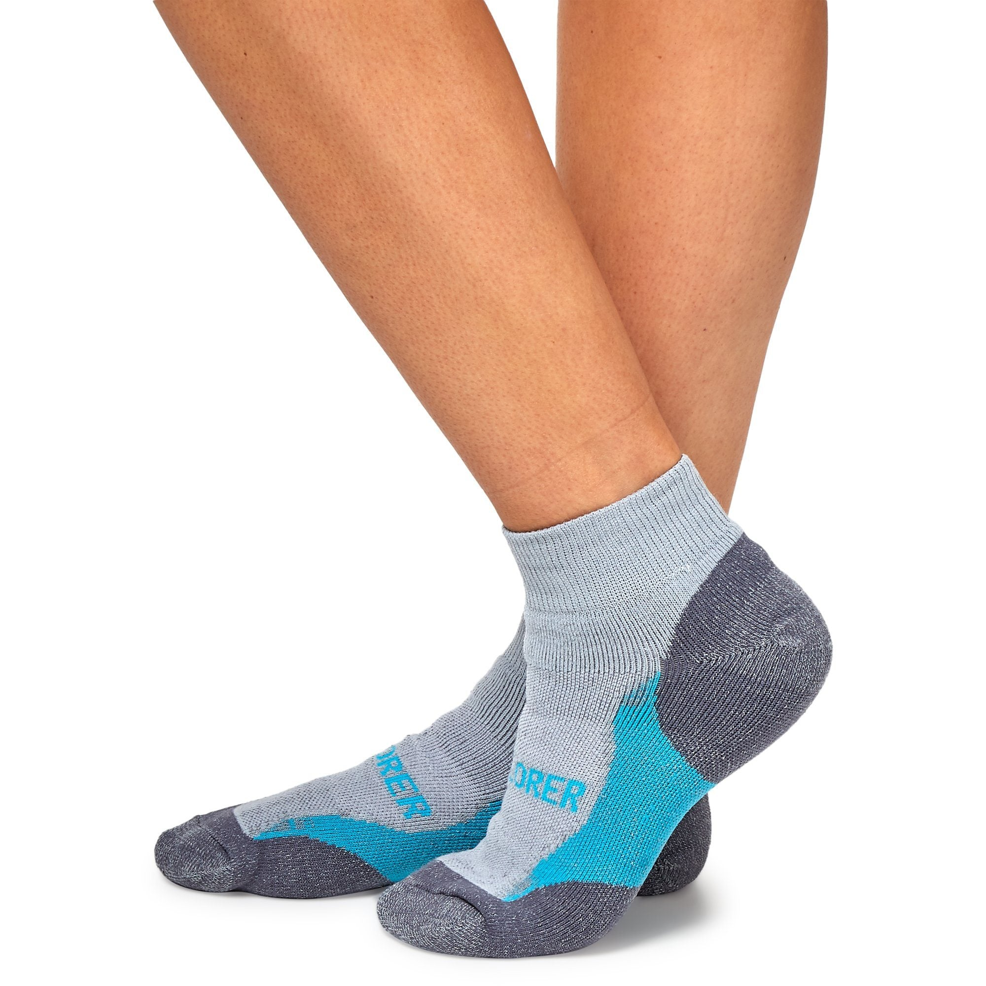 Explorer Women'S Socks Exp Ext Kp Cool Qc - Pack 04 Women's Socks Explorer
