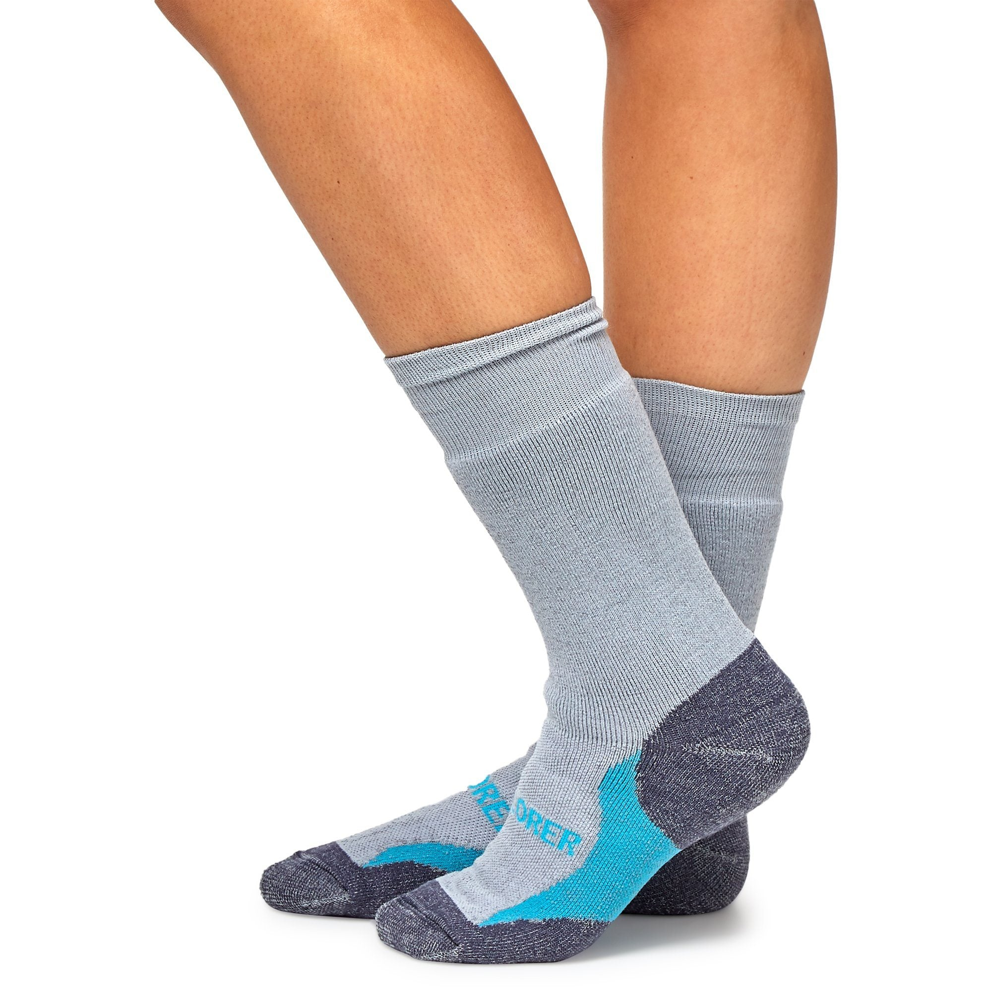 Explorer Women'S Socks Exp Ext Kp Cool Cre - Pack 04 Women's Socks Explorer