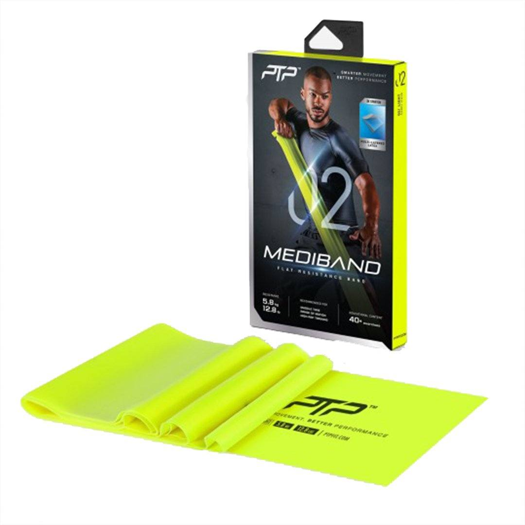 PTP MediBand 02 Light - Lime Accessories PTP