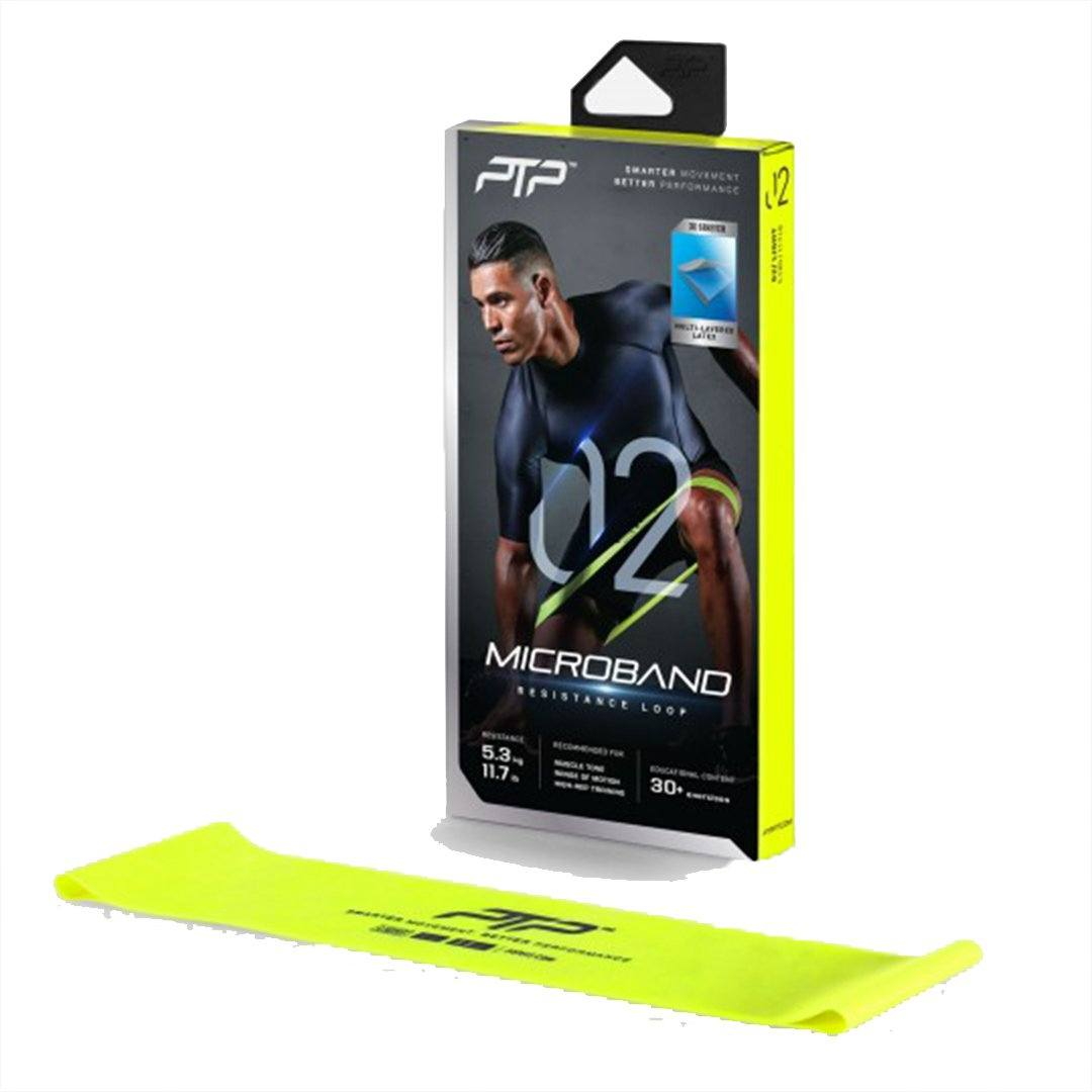 PTP MicroBand Light - Lime Accessories PTP