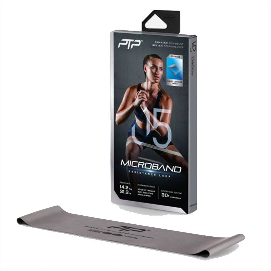 PTP MicroBand Ultimate - Silver Accessories PTP