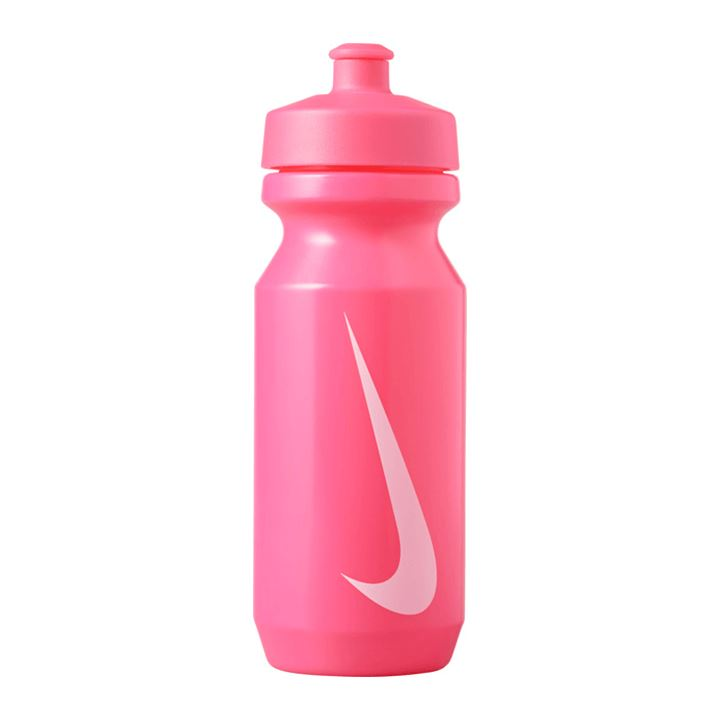 Nike Big Mouth Graphic Water Bottle 650ml - Pink Pow/White SP-Accessories-DrinkBottles Nike