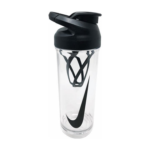 Nike TR Hypercharge Shaker Bottle 24oz - Clear/Black SP-Accessories-DrinkBottles Nike