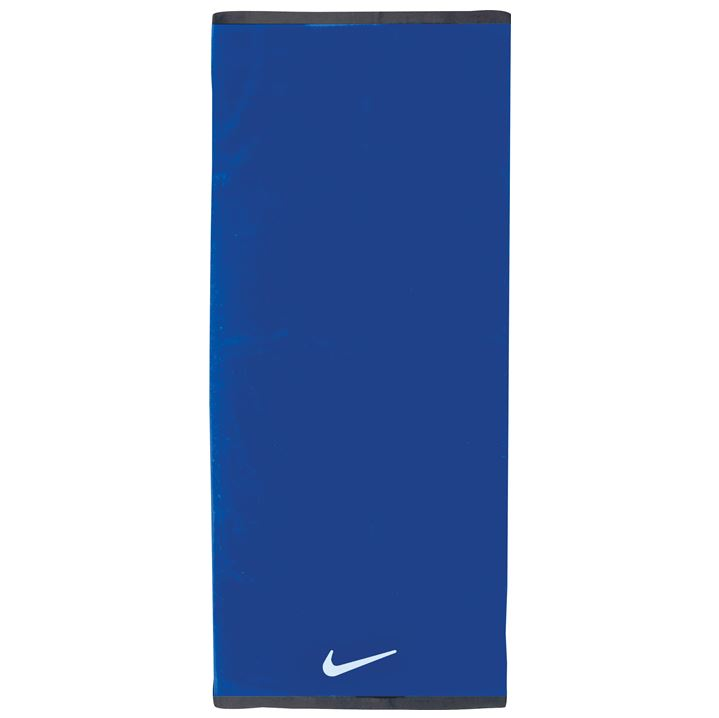 Nike Fundamental Towel - Varsity Royal Blue/White (Large) SP-Accessories Nike