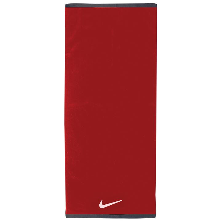 Nike Fundamental Towel - Sport Red/White (Large) SP-Accessories Nike