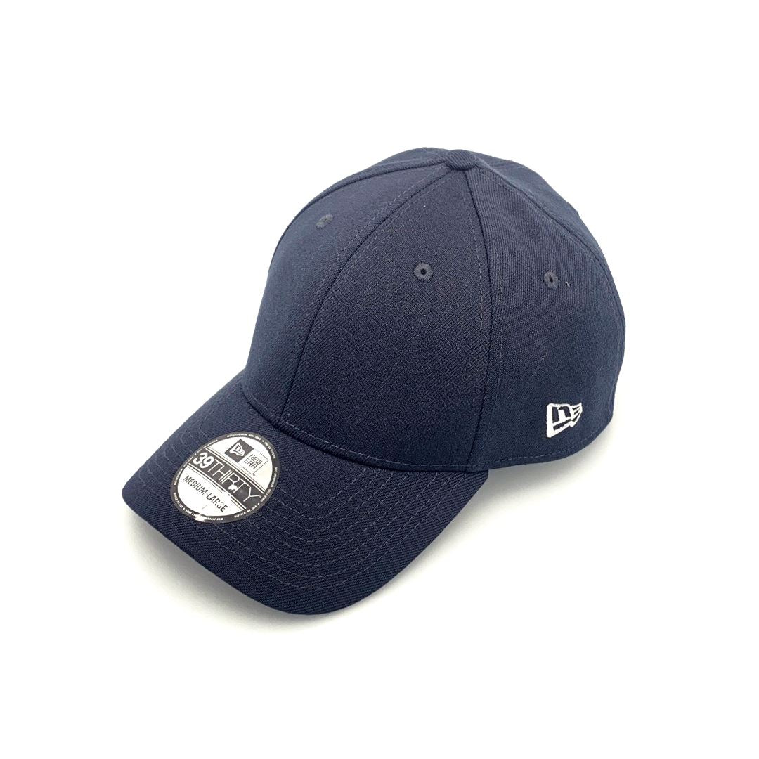 New Era 39THIRTY Blank Neo Navy SP-Headwear-Caps New Era