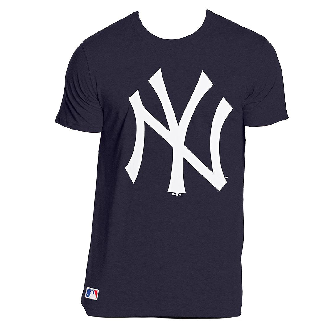 New Era NY Yankees Essential Tee - Navy SP-ApparelTees-Mens New Era