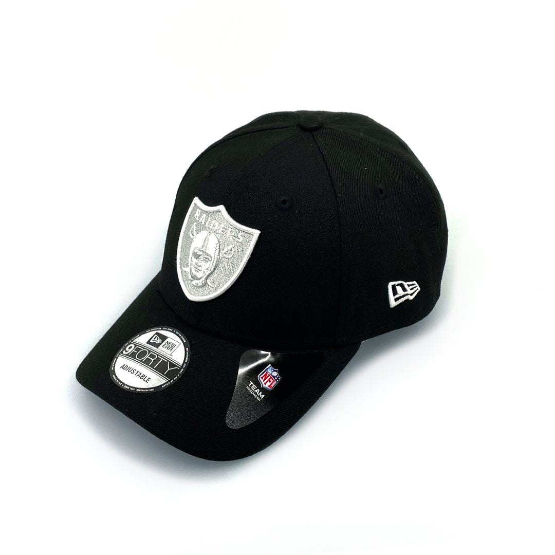 New Era 9FORTY Snap Oakland Raiders - 2 Tone Logo SP-Headwear-Caps New Era