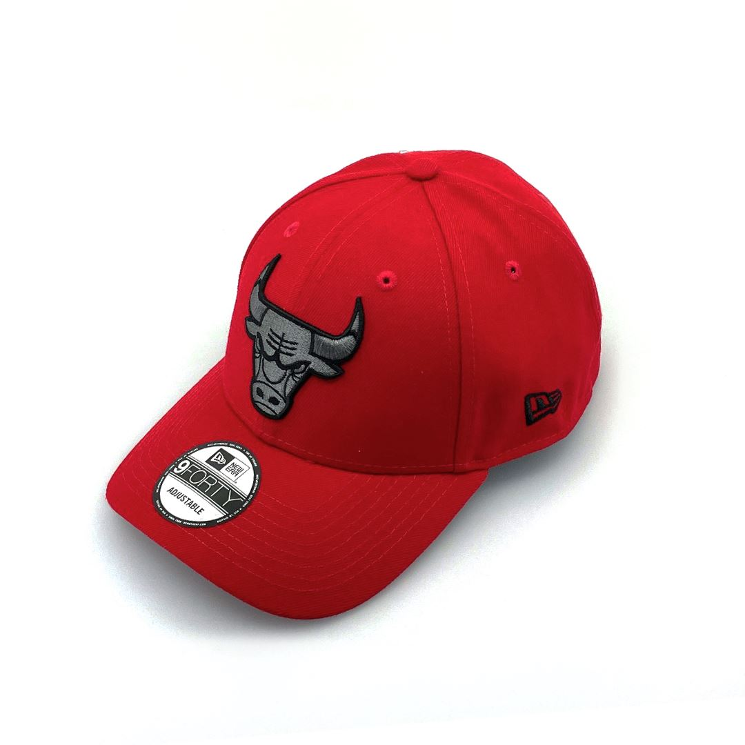 New Era 9FORTY Snap Chicago Bulls - 2 Tone Logo SP-Headwear-Caps New Era