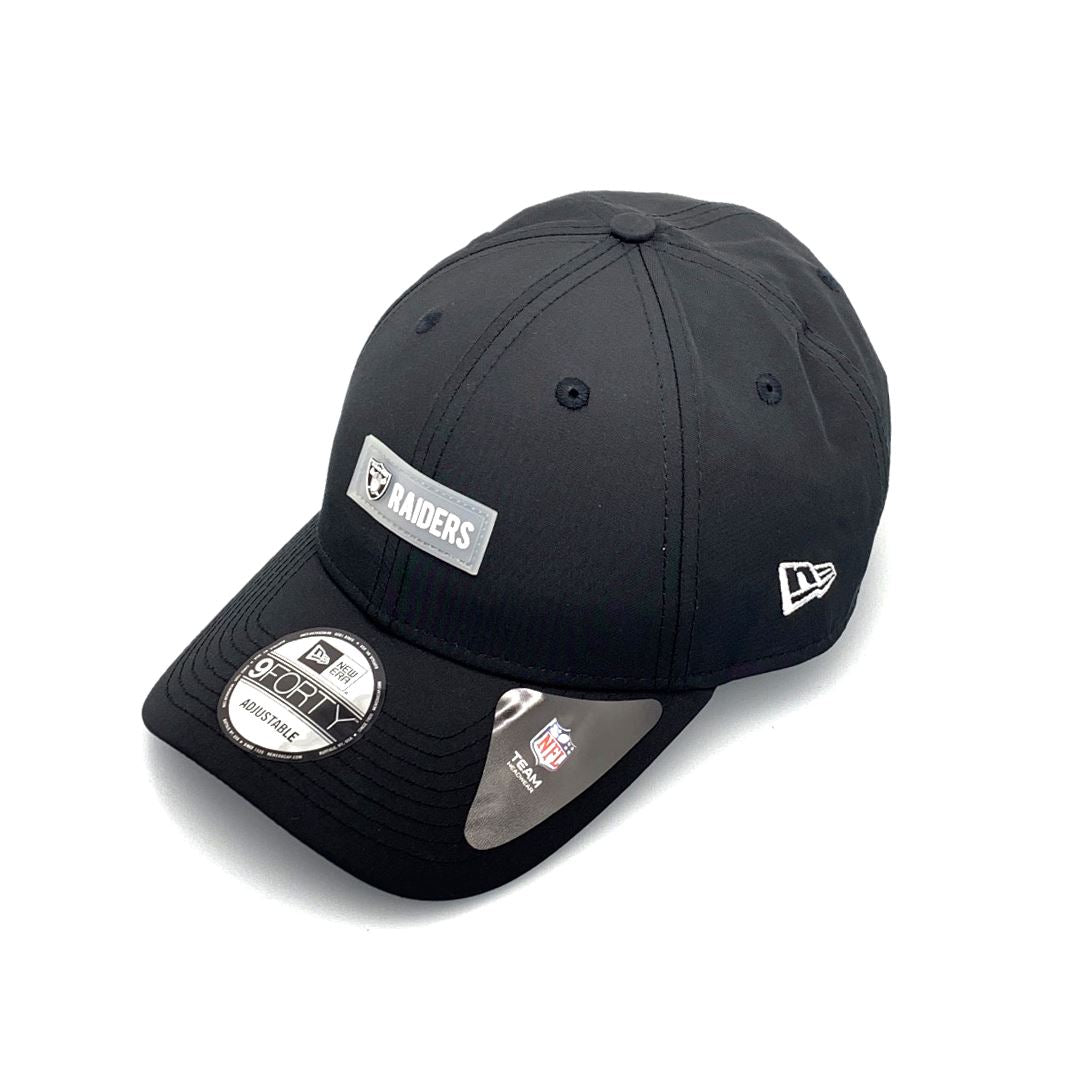 New Era 9FORTY Patch Pro - Oakland Raiders SP-Headwear-Caps New Era