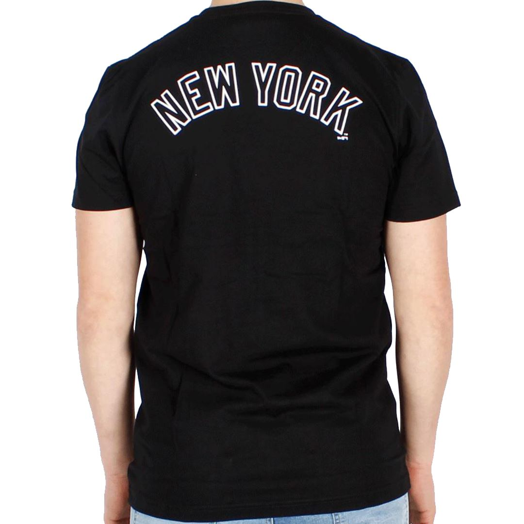 New Era League Tee - New York Yankees (Black) SP-ApparelTee-Mens New Era