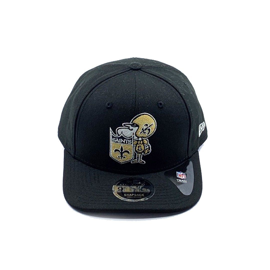 New Era 9FIFTY Nickle & Dime Pre-Curved - New Orleans Saints SP-Headwear-Caps New Era