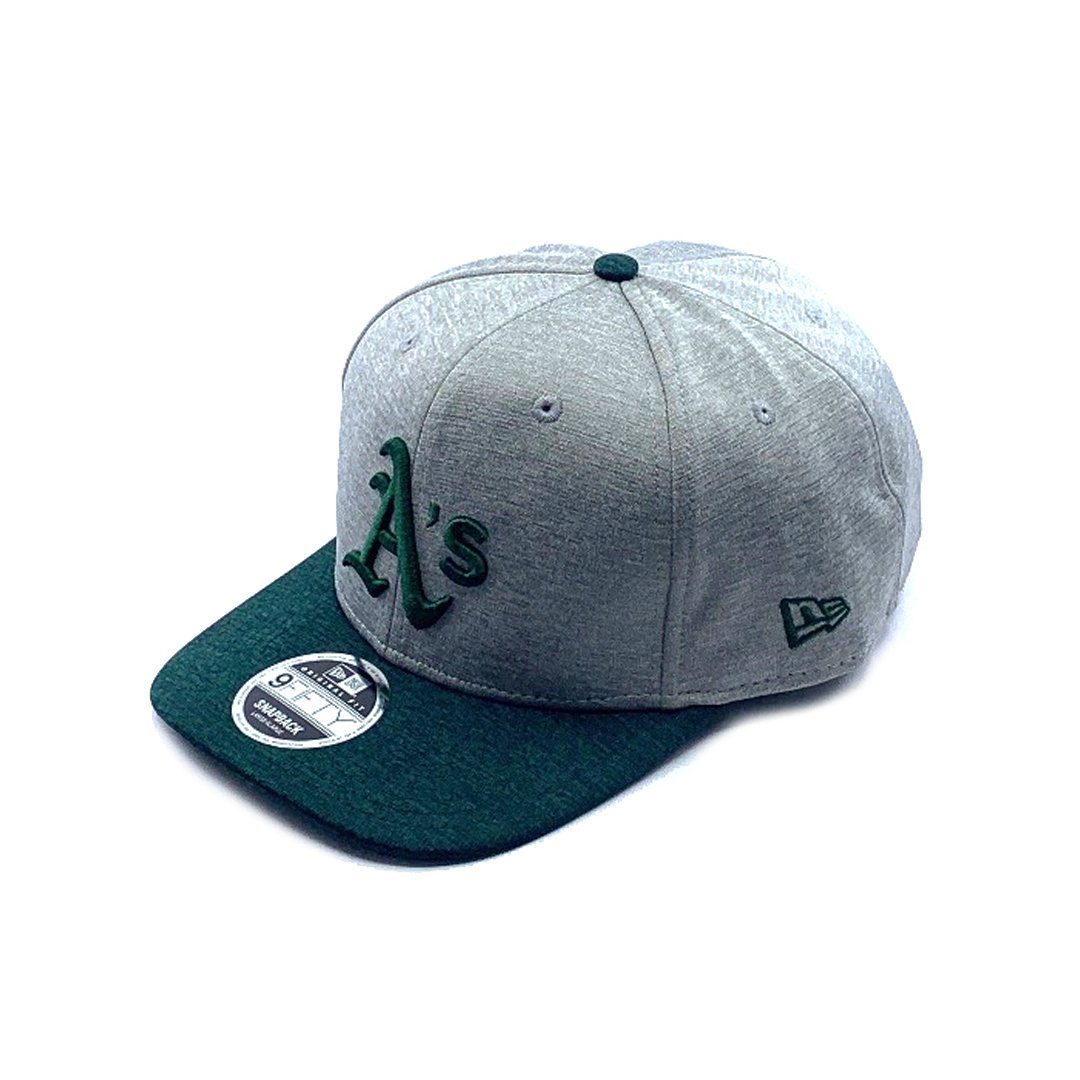 New Era 9FIFTY Double Shadow Pre-Curved - Oakland Athletics SP-Headwear-Caps New Era
