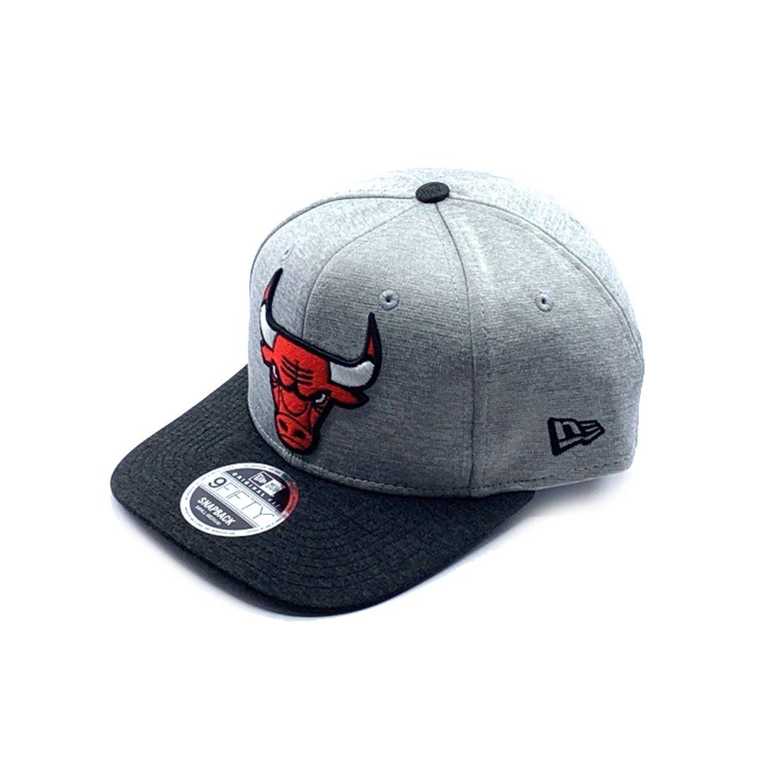 New Era 9FIFTY Double Shadow Pre-Curved - Chicago Bulls SP-Headwear-Caps New Era