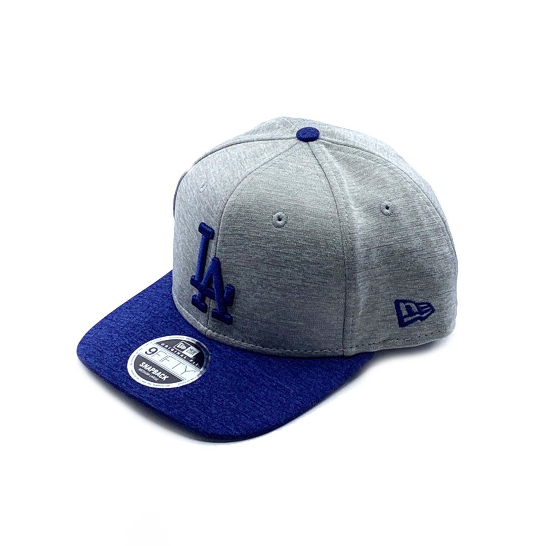 New Era 9FIFTY Double Shadow Pre-Curved - LA Dodgers SP-Headwear-Caps New Era
