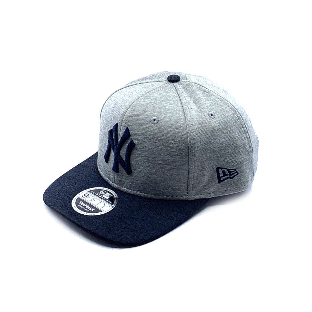 New Era 9FIFTY Double Shadow Pre-Curved - New York Yankees SP-Headwear-Caps New Era