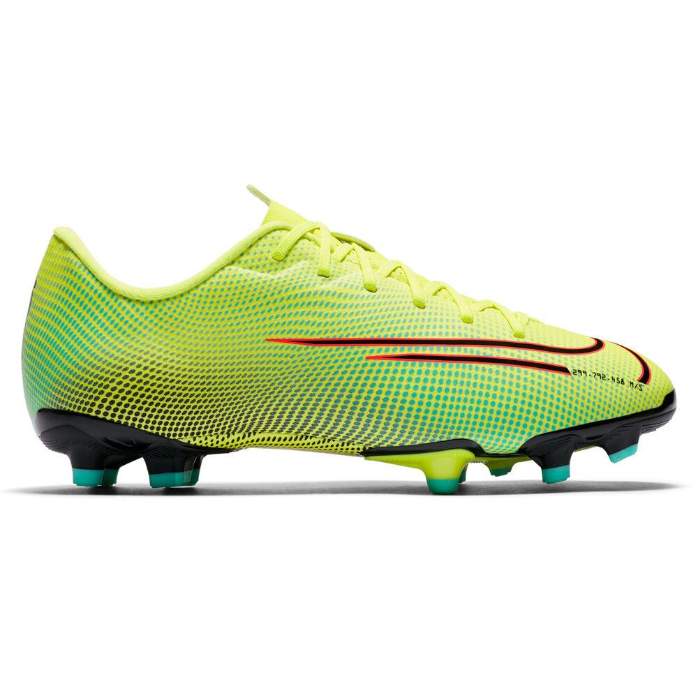 Nike Kids Jr Mercurial Vapor 13 Academy Mds Mg - Lemon Venom/Black-Aurora Green SP-Footwear-Kids Nike
