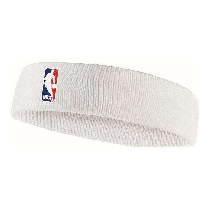 Nike NBA On Court Headband - White SP-Accessories Nike